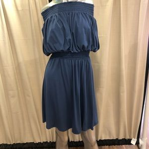 NWT Elan blue dress